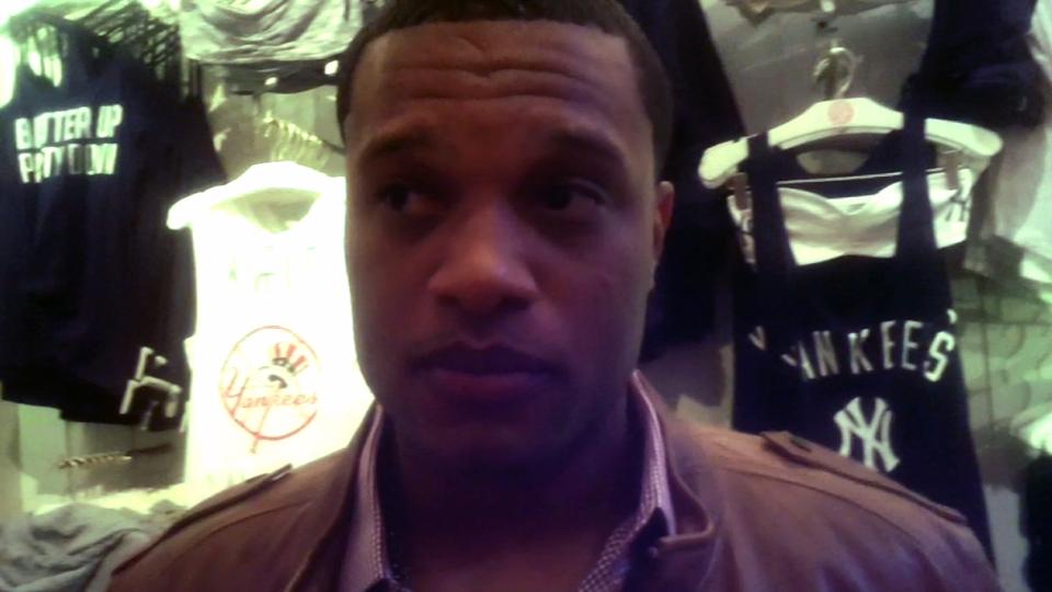 Cano talks 2013 Yankees