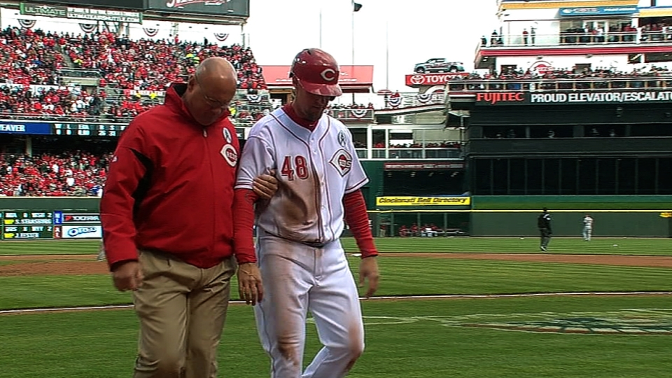 Reds' options to replace Ludwick