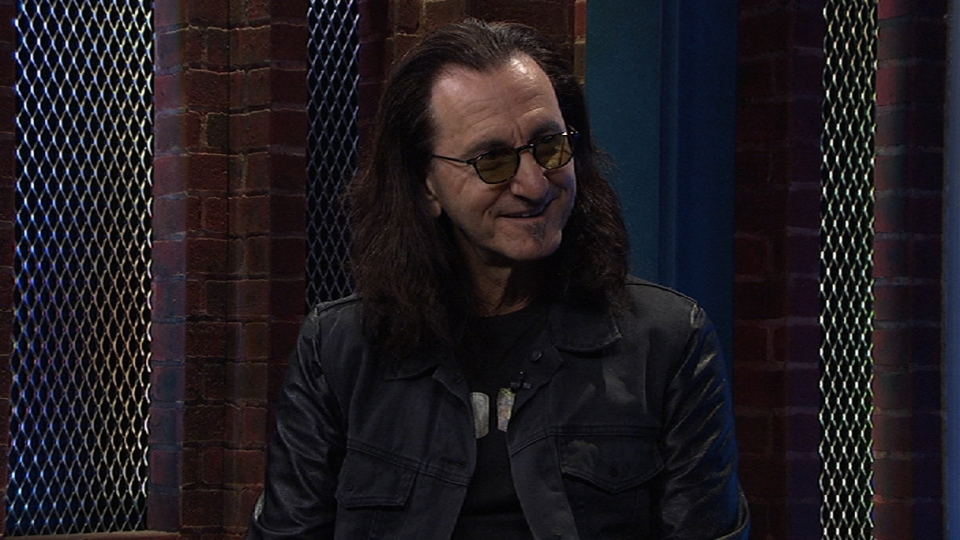 Geddy Lee talks Blue Jays