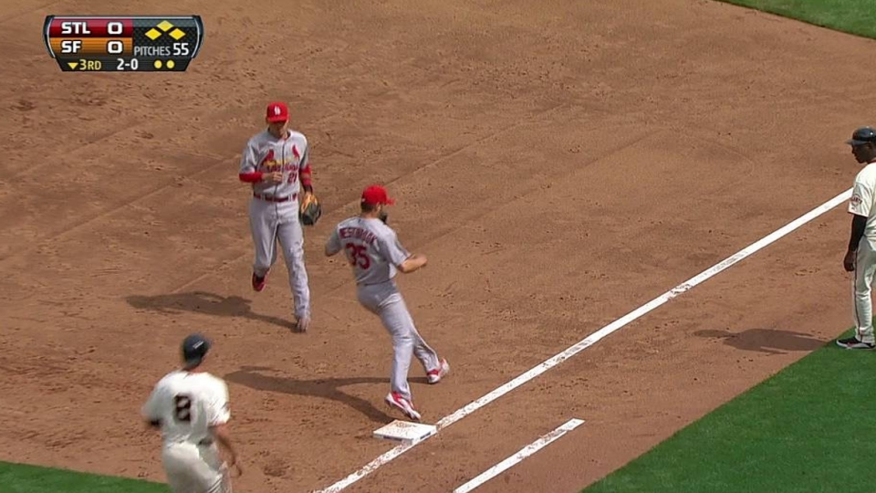 Westbrook's bases-loaded escape