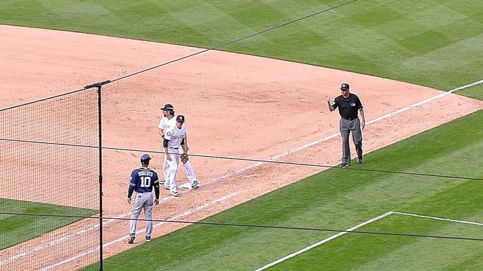 Tulo's heads-up play