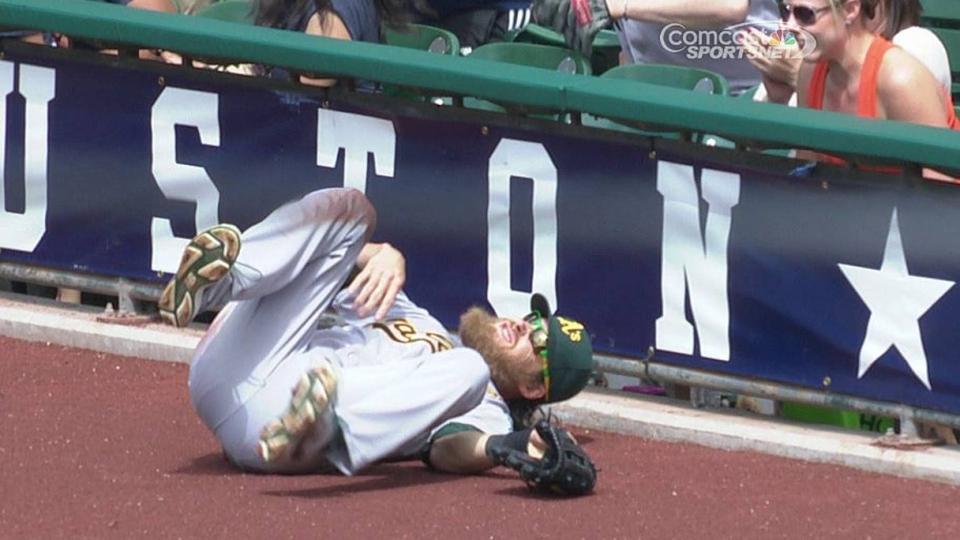Reddick's injury