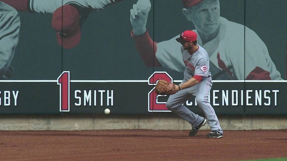 Holliday's RBI double