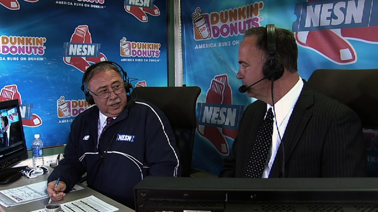 6fbb0fd287a2a Red Sox color analyst Jerry Remy to return to NESN booth Tuesday ...