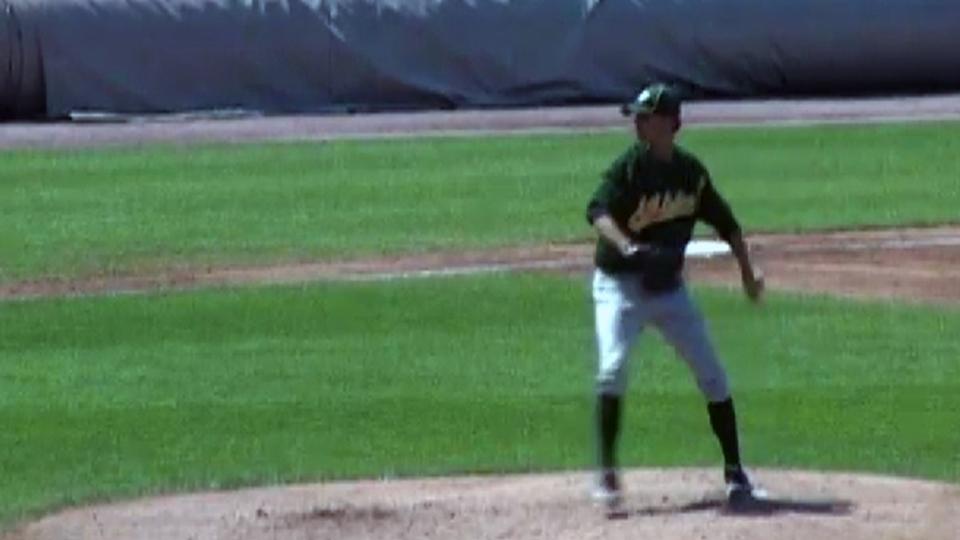 2013 Draft: Hunter Green, P