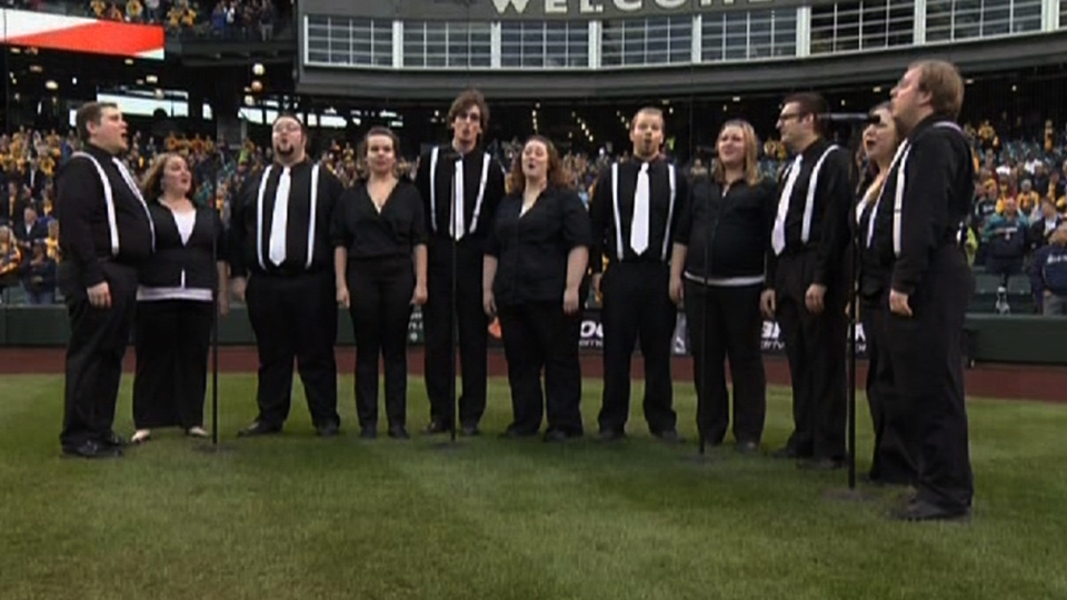 Emerald City Voices at Safeco