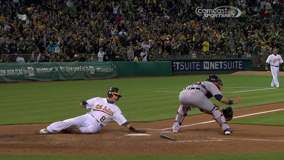 Reddick's run-scoring single