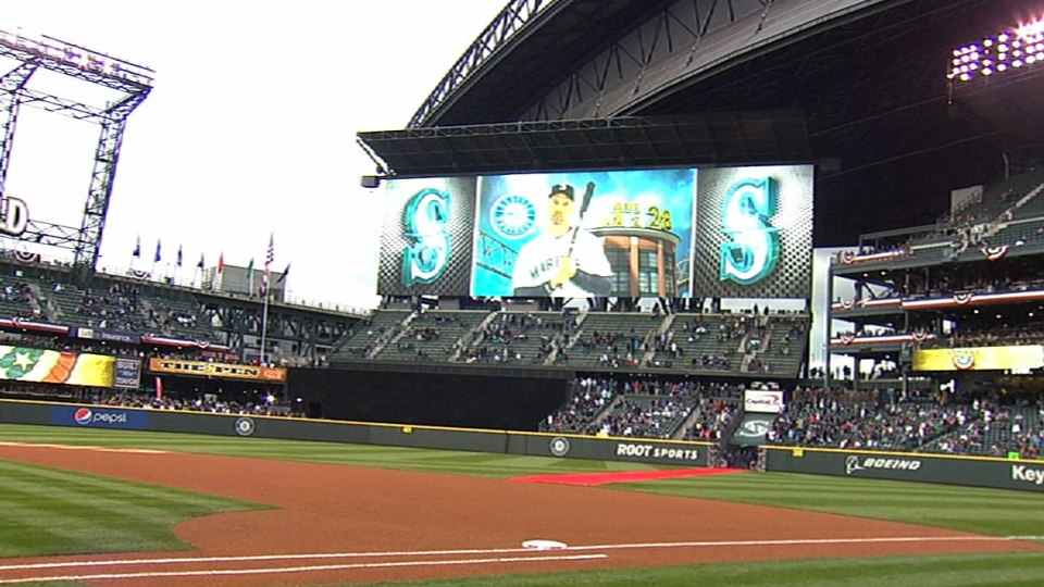 Wedge on new Safeco dimensions