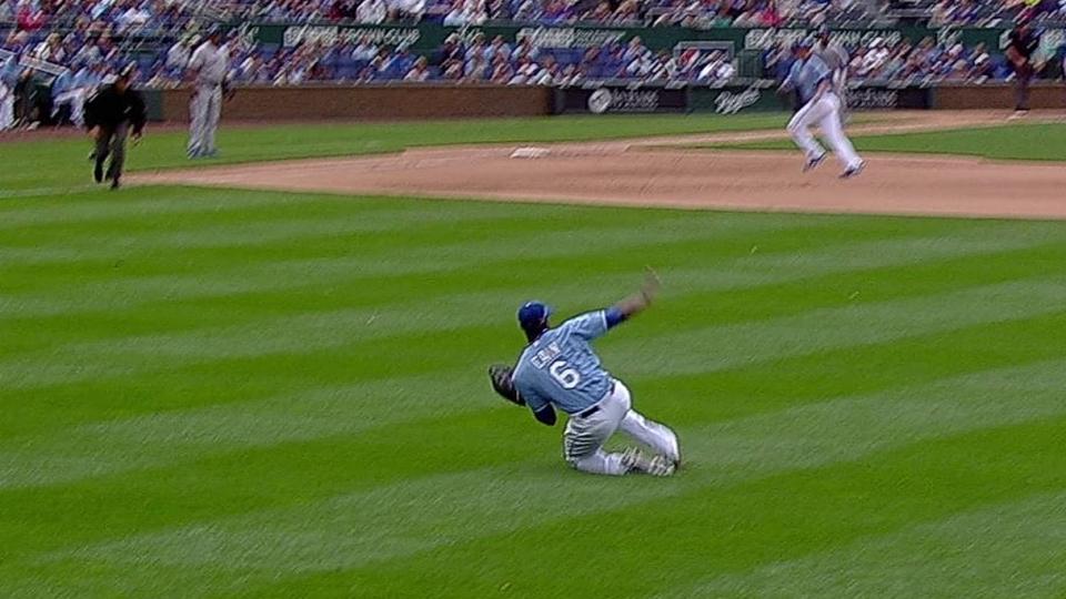 Cain's sliding catch