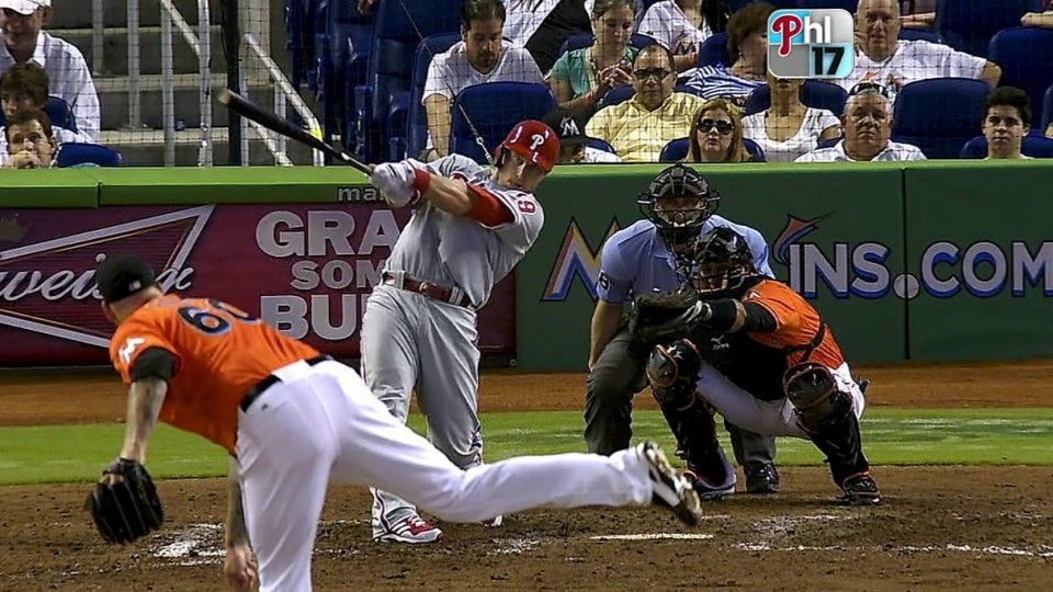 Nix's go-ahead home run