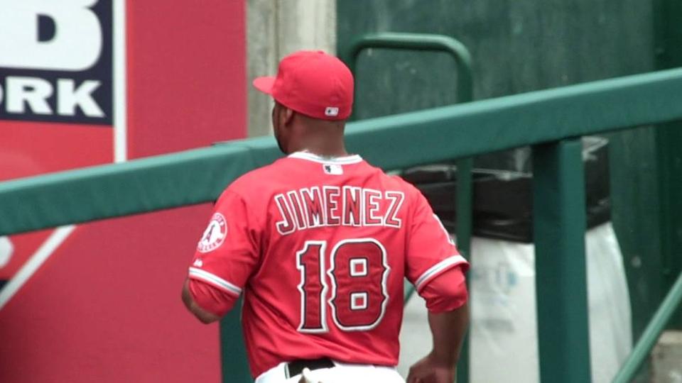 Jimenez turns two