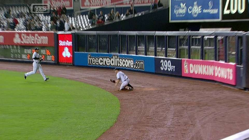 Gardner's sliding catch