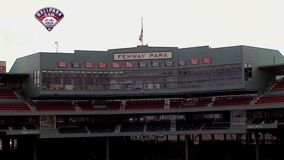 Verducci on scene in Boston
