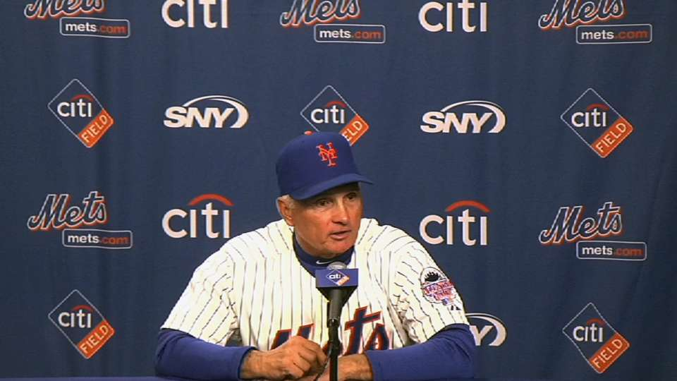 Collins on Harvey, homers