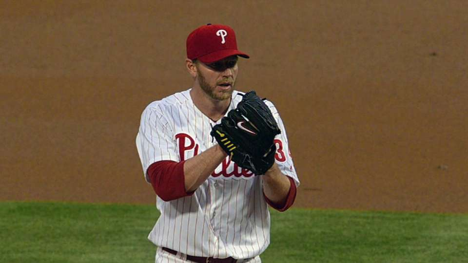 Halladay's superb outing