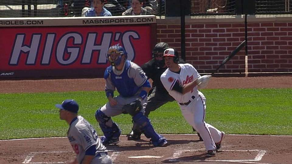 Hardy's two-run single