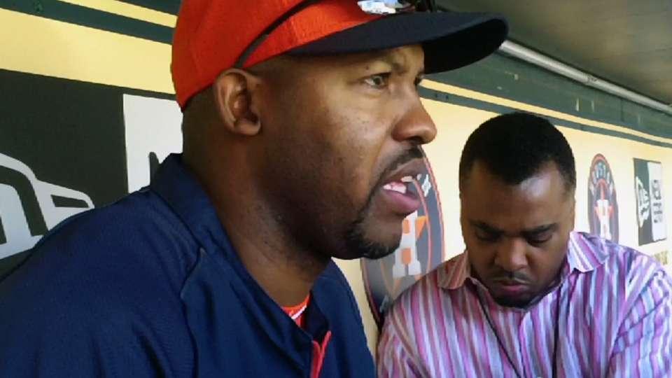 Porter talks defensive shifts