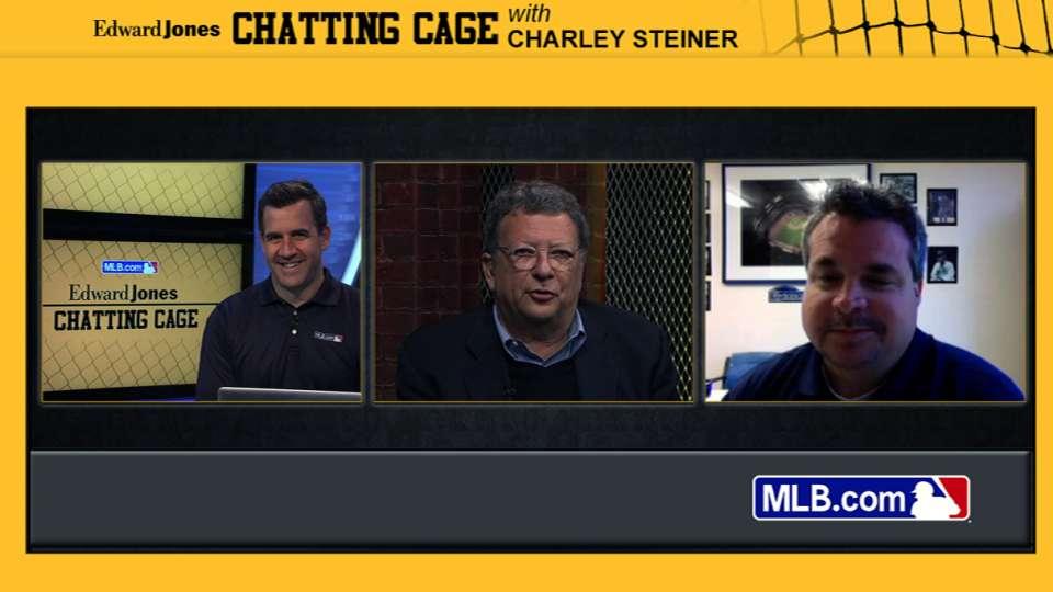 Chatting Cage: Steiner