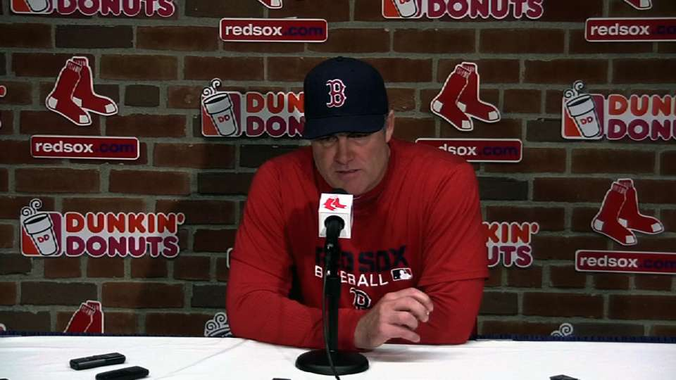Farrell on Aceves, Wright
