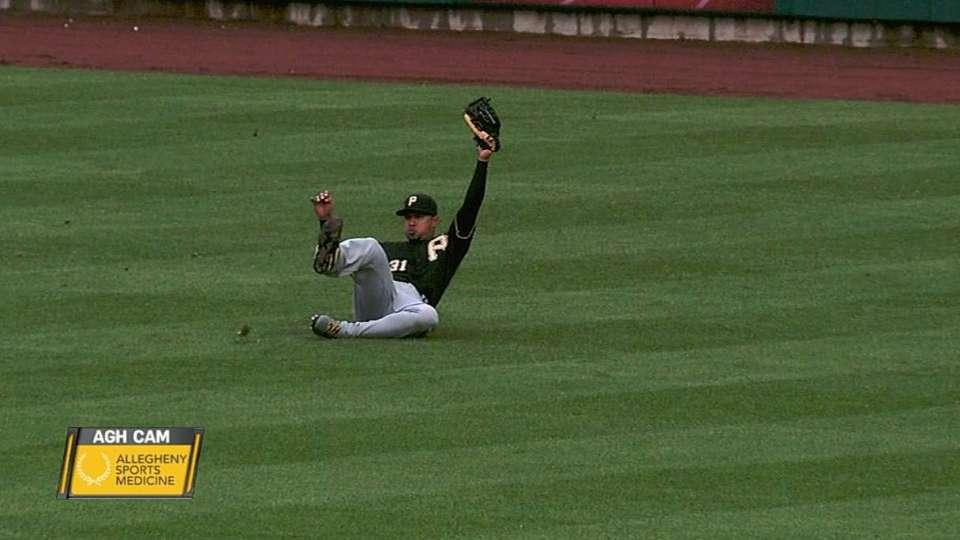 Tabata's sliding catch
