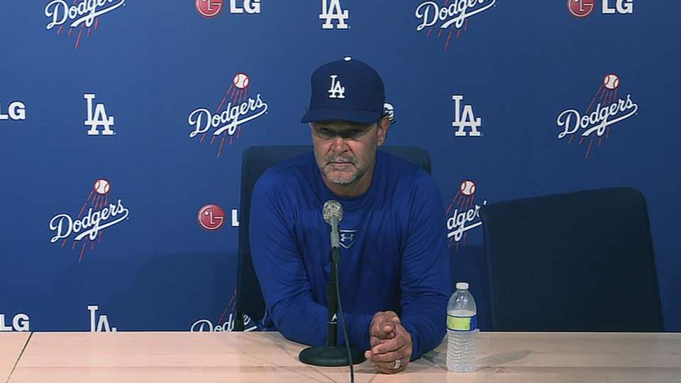 Mattingly on Magill's debut