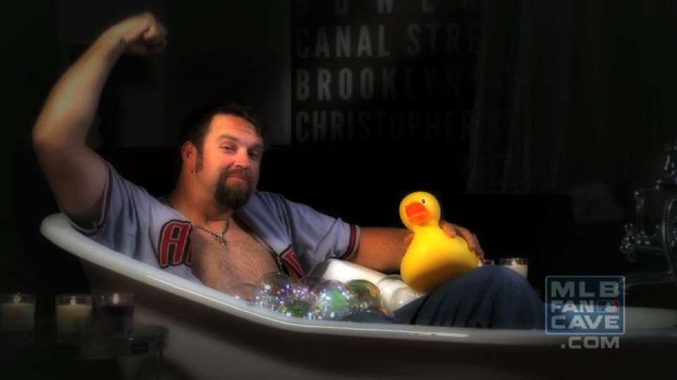 D-backs Bathtub Confessions