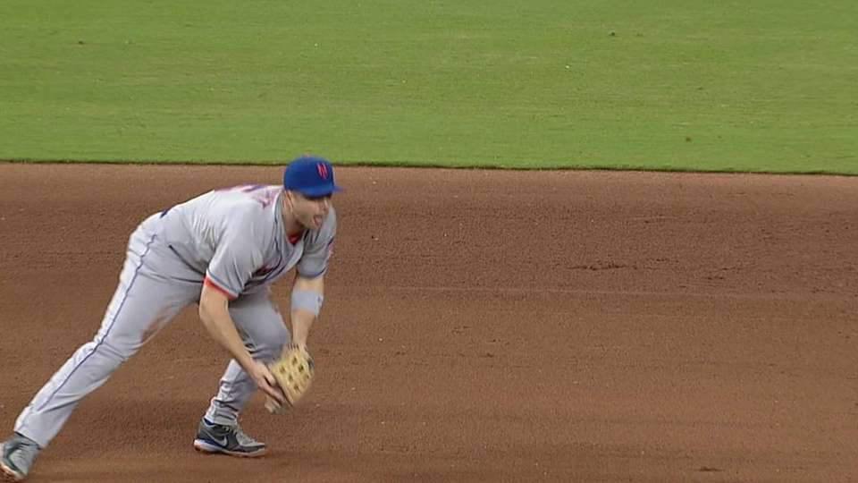 Wright's diving play