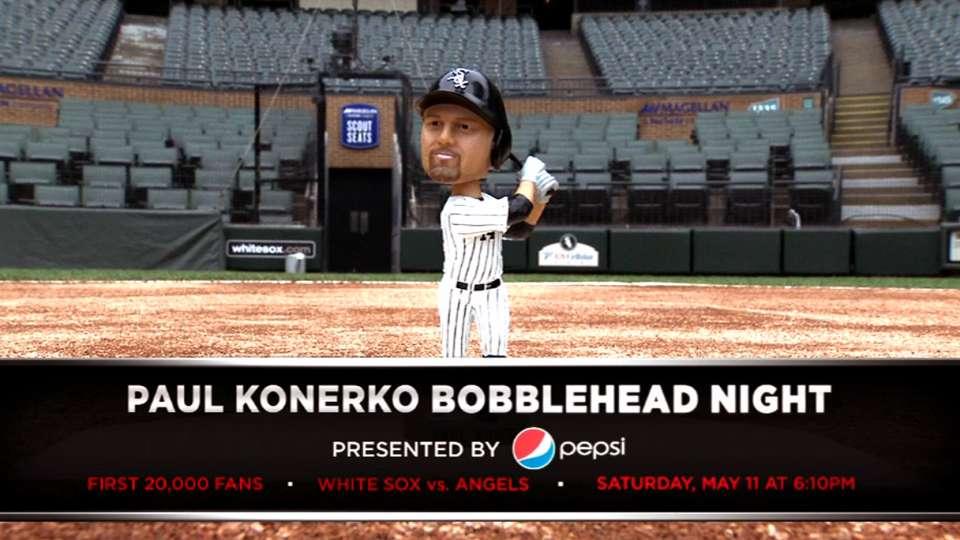 Paul Konerko Bobblehead Night