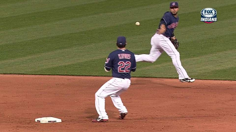 Indians turn two in eighth