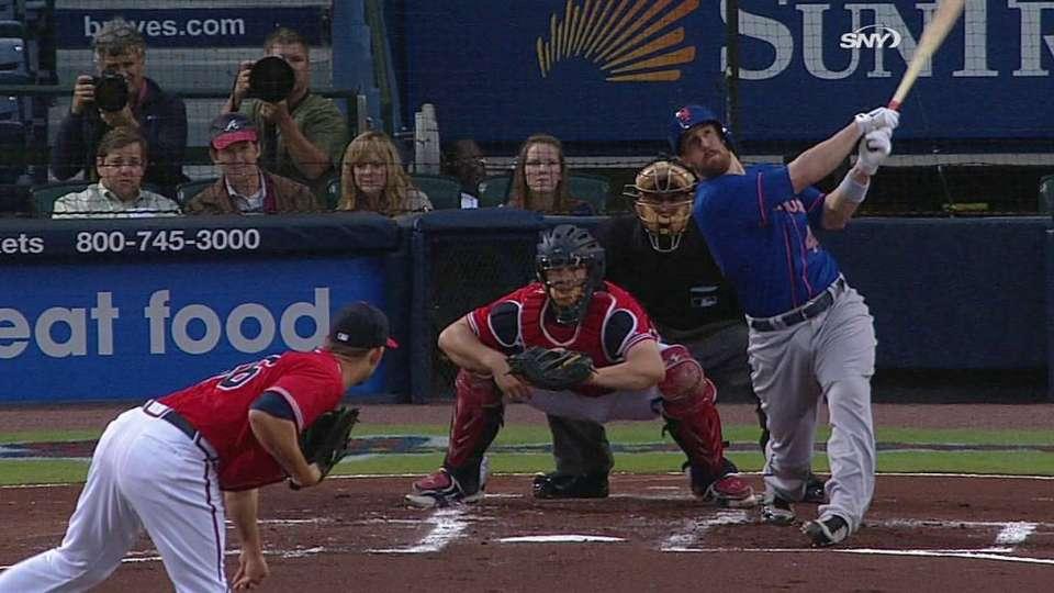 Buck's two-run homer