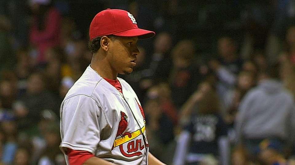 Carlos Martinez's debut