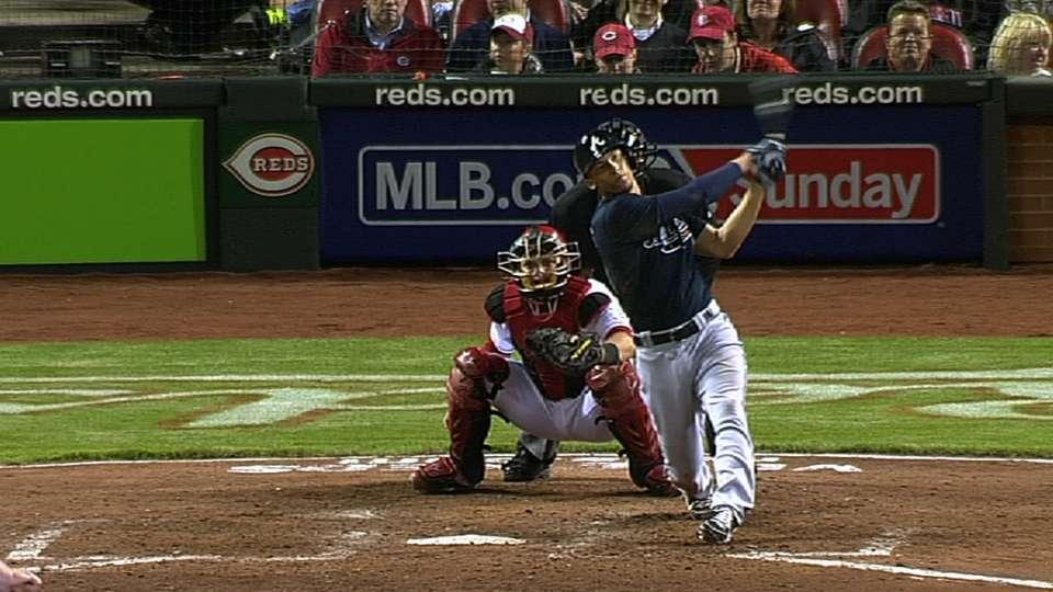 Simmons' two-homer game