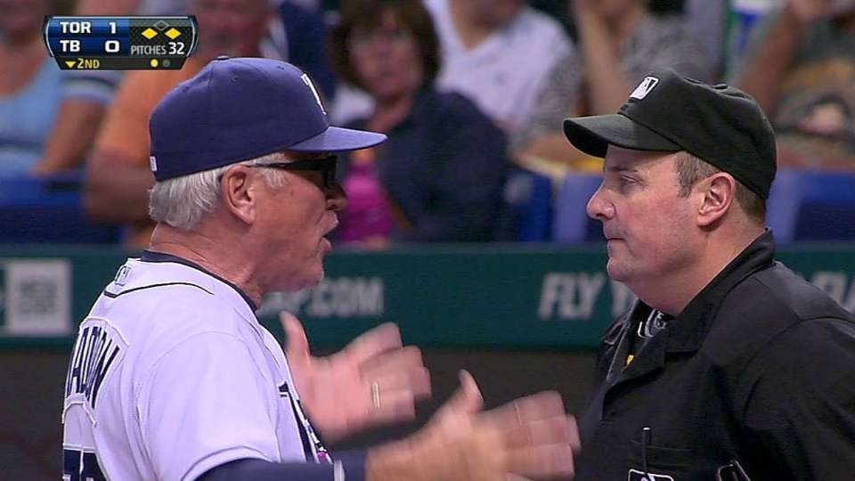 Maddon's ejection