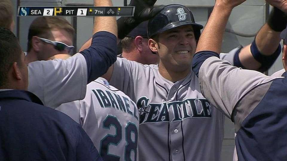Montero's go-ahead homer