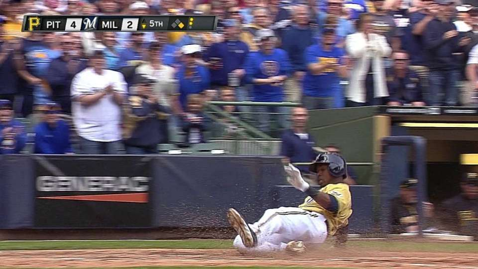 Braun's bases-clearing double