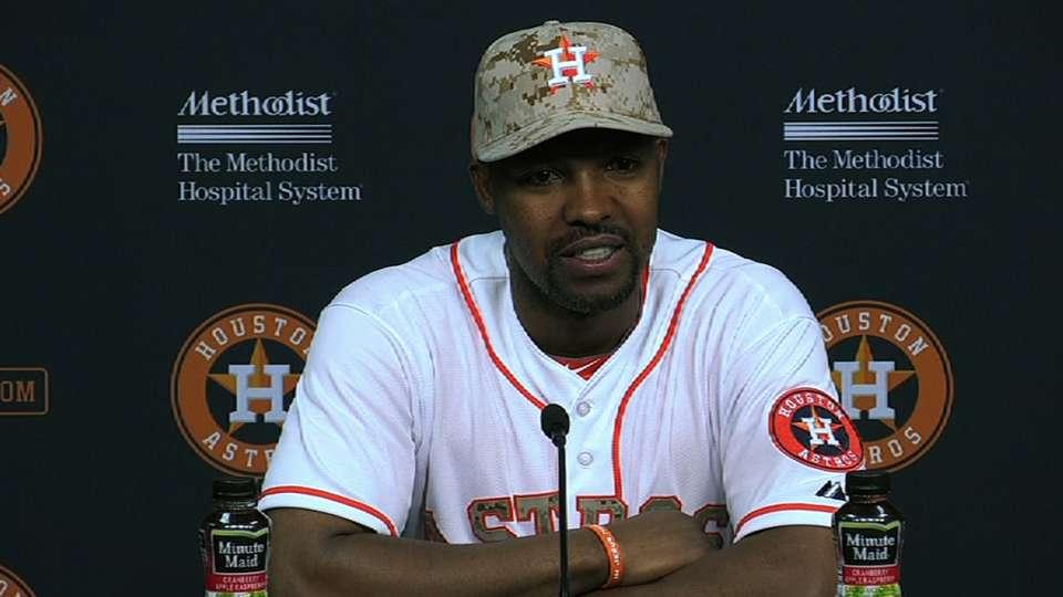 Porter on Astros walk-off win