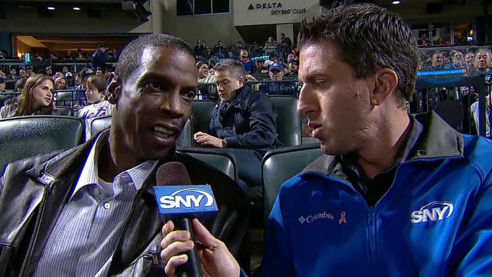 Gooden joins the broadcast