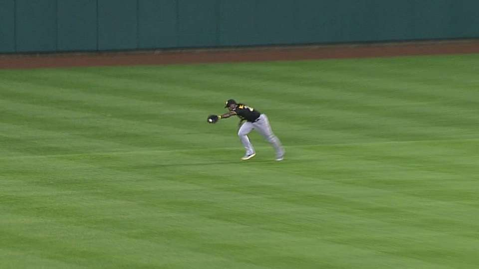 Cutch's great catch