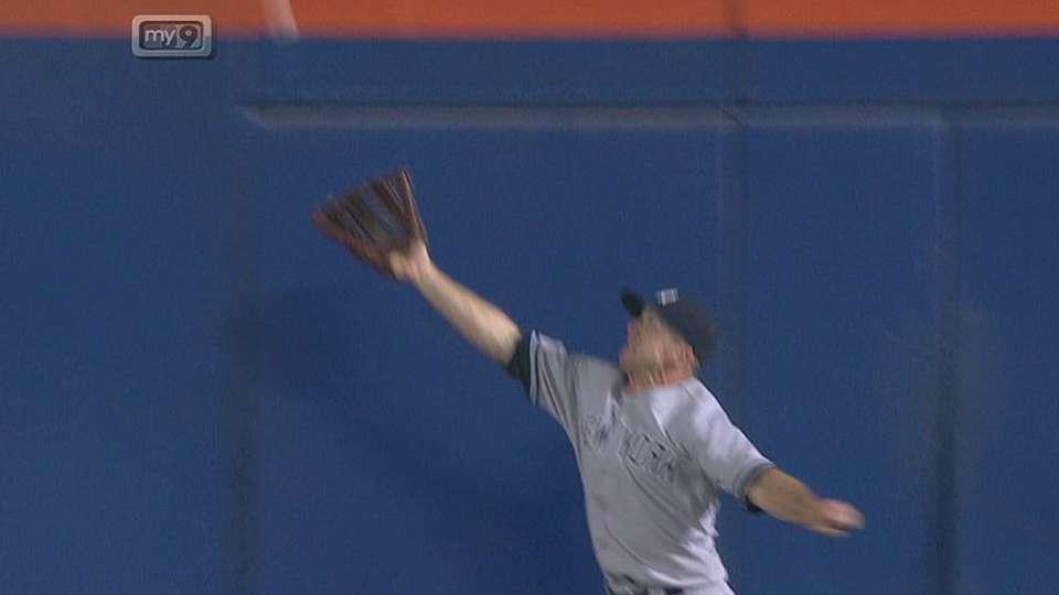 Gardner's great grab