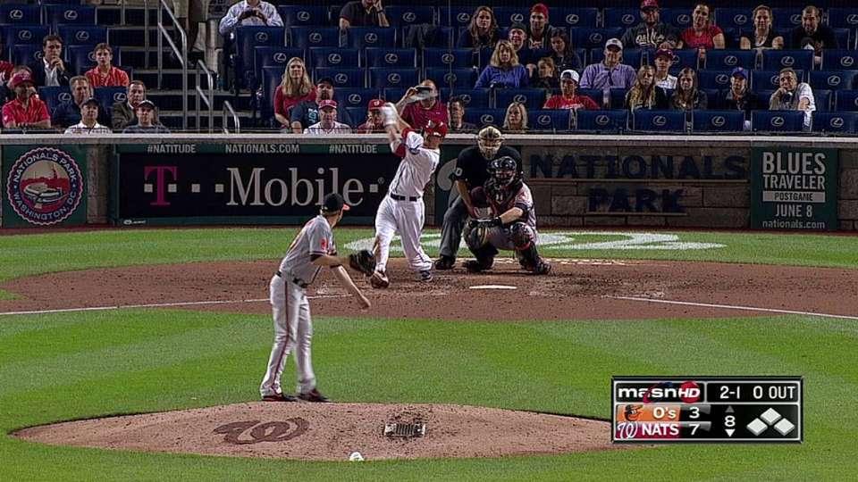 LaRoche's second home run