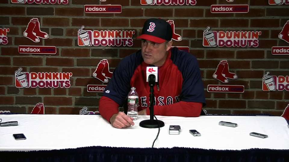 Farrell on Lee, Dempster duel