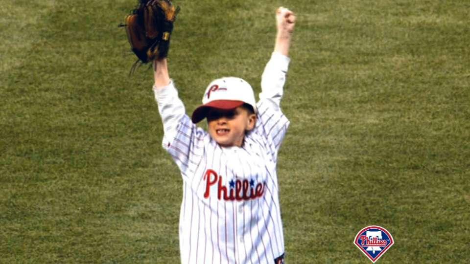 Phillies Autism Awareness