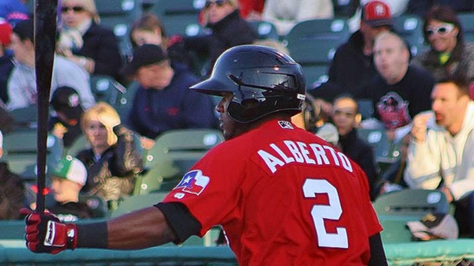 Top Prospects: Alberto, TEX