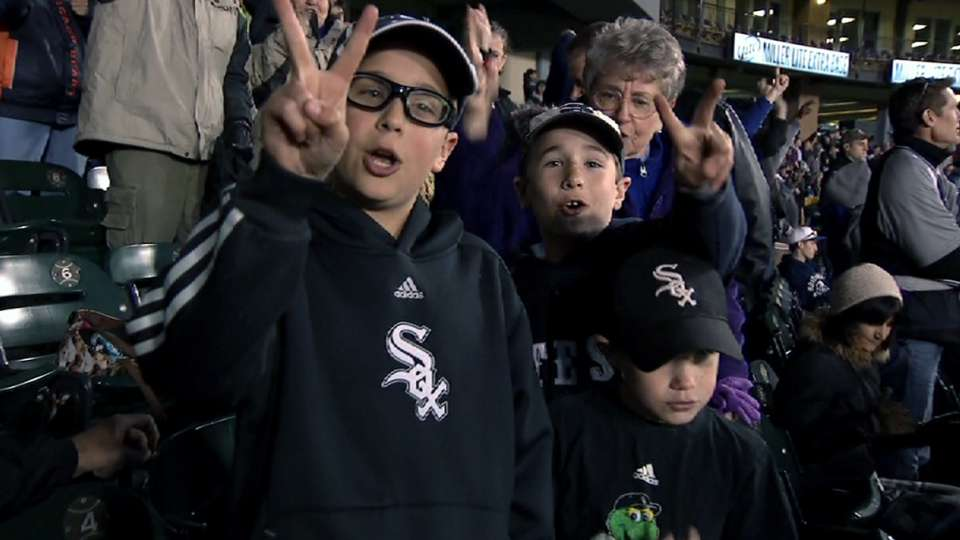 My First White Sox Game