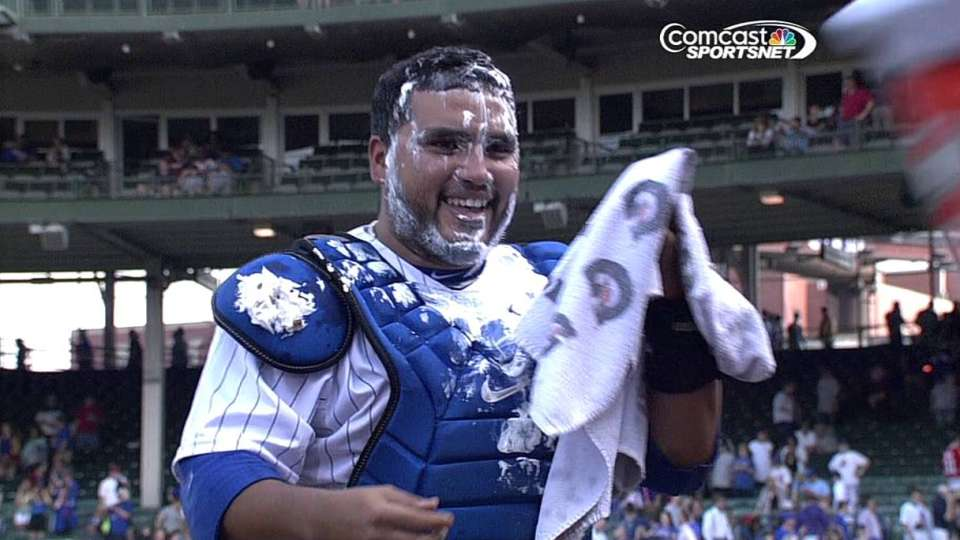 Navarro gets pied after big game