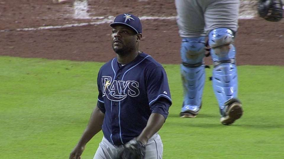 Rodney closes out 10th save