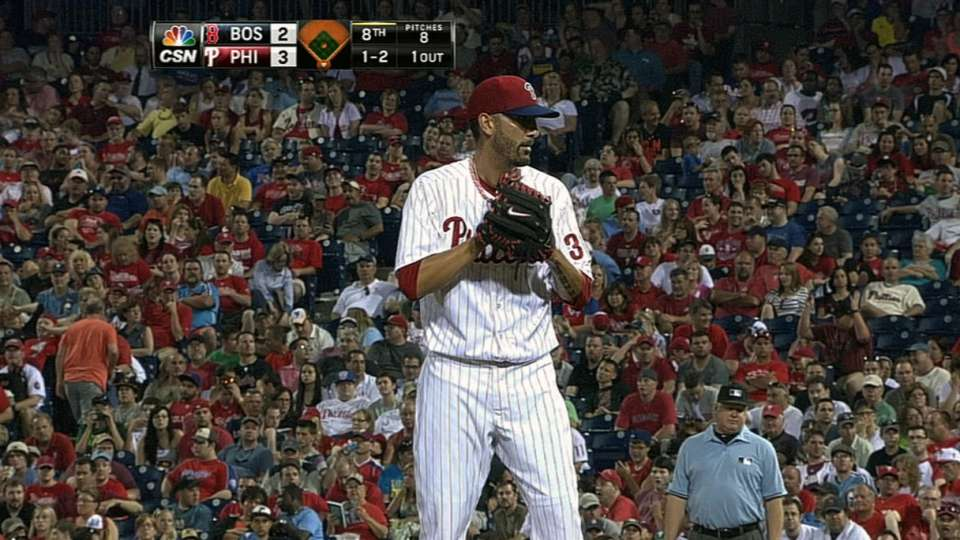 Adams' great relief outing