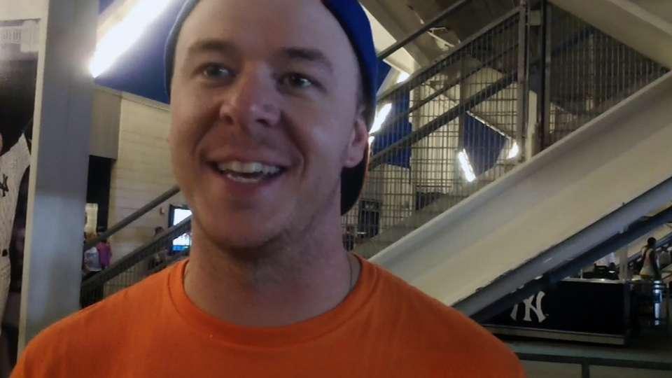 The 7 Line visits Yankee Stadium