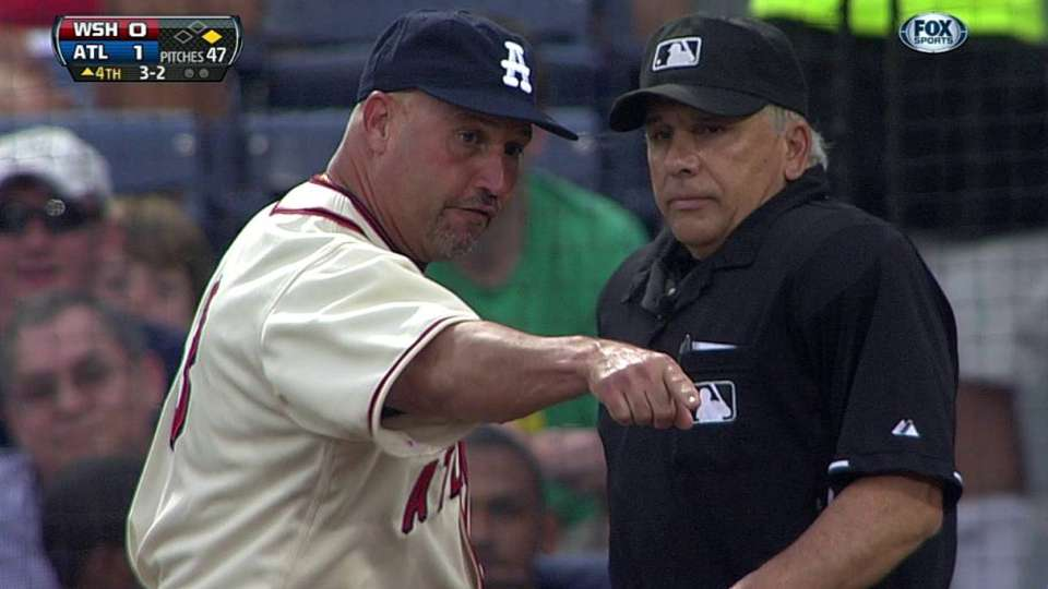 Fredi ejected in fourth