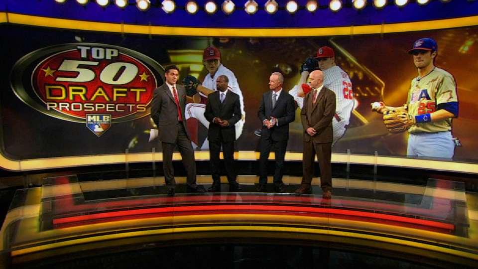 MLB Network previews 2013 Draft
